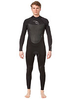 RIP CURL Dawn Patrol 3/2 Back Zip black/black