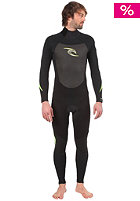 RIP CURL Dawn Patrol 3/2 GB B/Zip black/charcoal