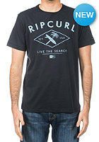 RIP CURL Diamond Palm Surf S/S T-Shirt black
