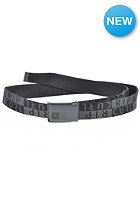 RIP CURL Double Tap Webbed Belt charcoal