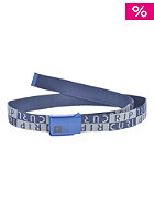 RIP CURL Double Tap Webbed Belt classic blue