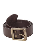 RIP CURL Drifting Leather Belt hound brown