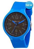RIP CURL Driver Silicone Watch blue