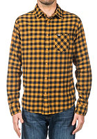 RIP CURL Dropped L/S Shirt buckthorn brown
