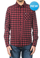 RIP CURL Dropped L/S Shirt burnt russet