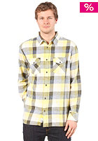 RIP CURL Flannel Check L/S Shirt true navy
