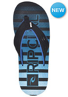 RIP CURL Folsom Sandals black/blue