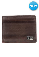 RIP CURL Fusion Wallet brown