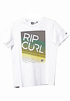 RIP CURL Game 2 S/S T-Shirt optical white