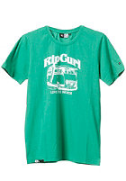 RIP CURL Hit The Road S/S T-Shirt jelly bean