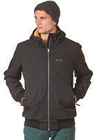 RIP CURL Hornet Anti Jacket black marled