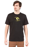 RIP CURL Icon S/S T-Shirt black