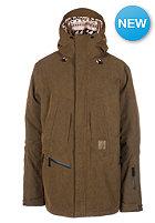 RIP CURL Kicking 37.5 Snowboard Jacket glazed ginger