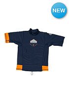 RIP CURL Kids Aggro Relax S/S UVT navy