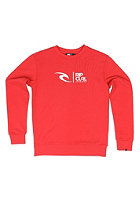 RIP CURL Kids Basic poinsettia red