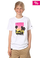 RIP CURL KIDS/ Boys Surfari S/S T-Shirt optical white
