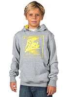 RIP CURL Kids Brash Hooded Sweat beton marle