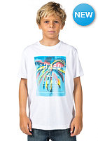 RIP CURL Kids Brash Palms S/S T-Shirt optical white