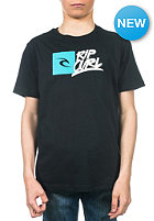 RIP CURL Kids Brash Youth S/S T-Shirt black