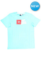 RIP CURL Kids Brash Youth S/S T-Shirt blue atoll