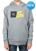 RIP CURL Kids Brashawatu Hooded Sweat beton marle