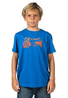 RIP CURL Kids Checkin The Pier S/S T-Shirt classic blue