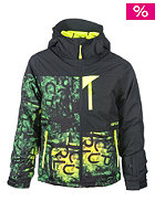 RIP CURL Kids Enigma Printed Snowboard Jacket andrean toucan