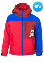 RIP CURL Kids Enigma Snowboard Jacket chinese red