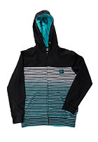 RIP CURL Kids Fashion Lightw8 Hooded Zip Sweat black