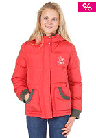 RIP CURL KIDS/Girls Big Dots Jacket cardinal