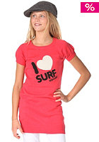 RIP CURL KIDS/ Girls Surf Shak Sweater teaberry