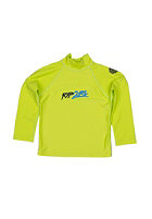 RIP CURL Kids Grom Brash Relax LS lime