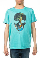 RIP CURL Kids Head Skull S/S T-Shirt aqua sea