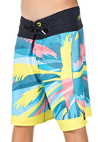 RIP CURL Kids Mirage Brash Palms 16 Boardshort yellow