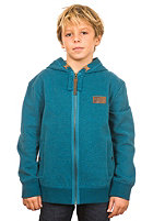 RIP CURL Kids Muted Hooded Zip Fleece colonial blue m