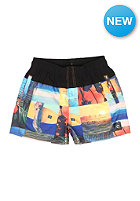 RIP CURL Kids Paradise Flowers Volley 13