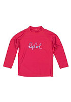 RIP CURL Kids Relax L/S UV pink