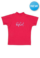 RIP CURL Kids Relax S/S UV pink