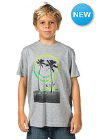RIP CURL Kids Smiley S/S T-Shirt beton marle
