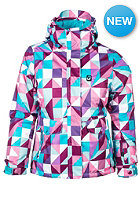 RIP CURL Kids Sorcha Printed Snowboard Jacket quarry