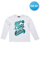 RIP CURL Kids Time To Surf optical white