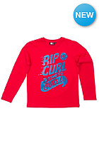 RIP CURL Kids Time To Surf tango red
