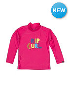 RIP CURL Kids Watermelon L/S Rash pink