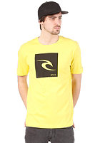 RIP CURL Last Minute S/S T-Shirt buttercup