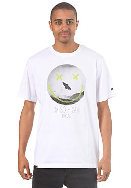 RIP CURL LTS Im So High S/S T-Shirt optical white