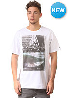 RIP CURL Mamie Canette S/S T-Shirt white/black