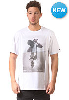 RIP CURL Mamie Canette S/S T-Shirt white/grey