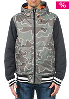 RIP CURL Mistify Anti Jacket camo