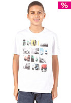 RIP CURL Once In A Lifetime S/S T-Shirt optical white