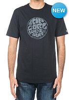 RIP CURL Original Wetsuit Logo S/S T-Shirt black